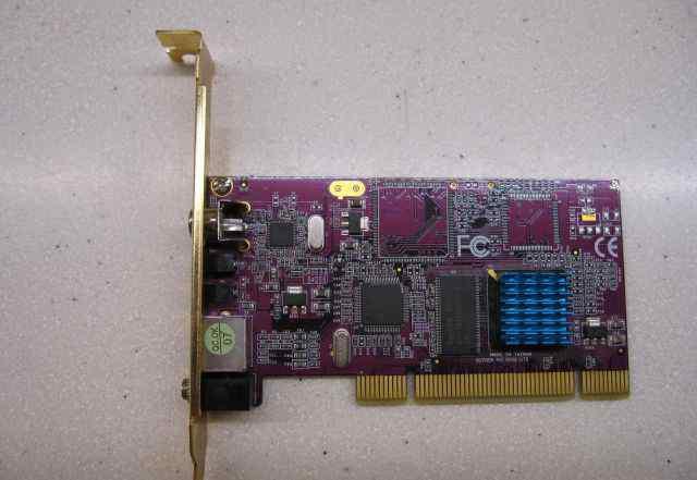 TV тюнеры PCI