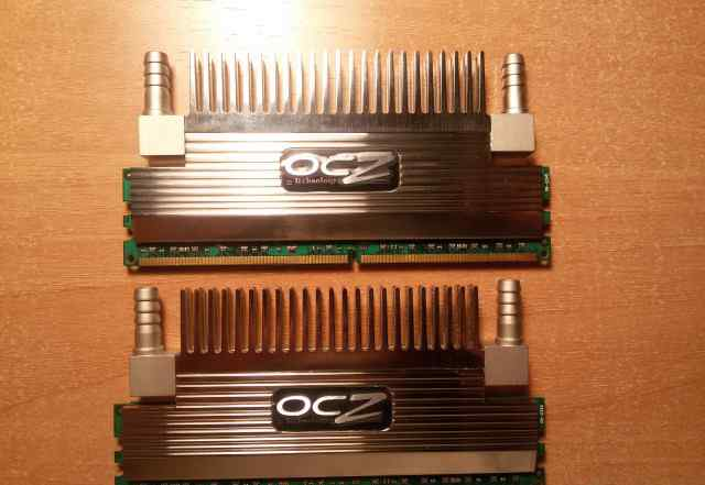 Оперативная память OCZ DDR2-800 1Gb х 2