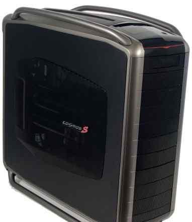 Мощный компьютер 2 4х ядерных процессора