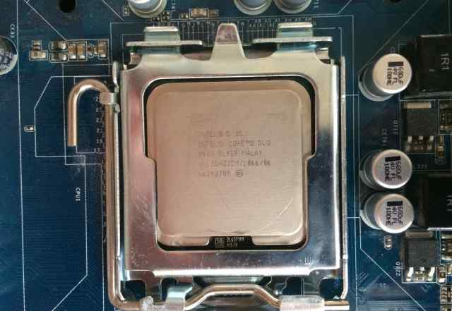 Intel core2duo e6400 2.13GHz