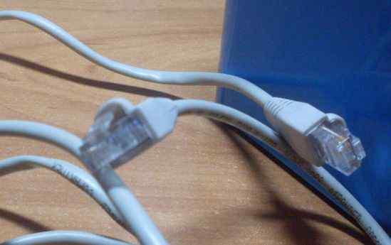 Сетевой кабель (LAN) -1.5м