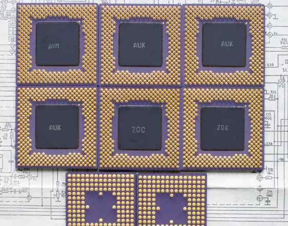 Сигнальный процессор TMS320C40GFL50