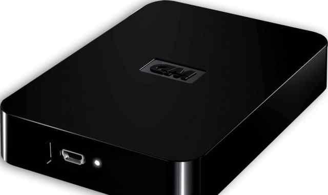 Внешний жесткий диск Western Digital 500Gb USB 2.0