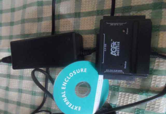 USB переходник для любова HDD