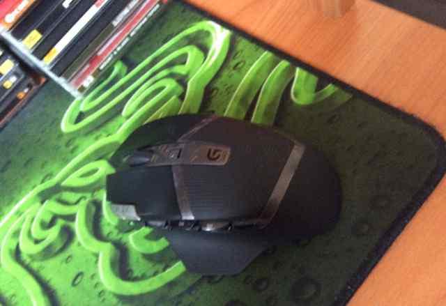 Игровая мышь Logitech g602