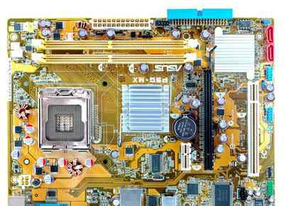 Asus P5G-MX (i945gc, lga775, core2duo, microatx)