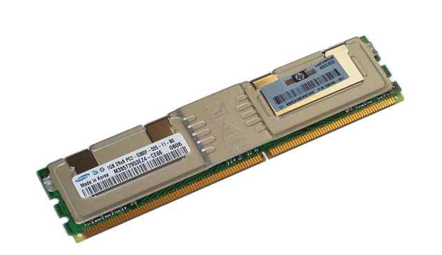 Модуль памяти серверный DDR2 HP 398706-051