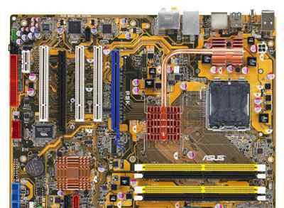 Asus P5K Raid 0.1 eSata, DDR2