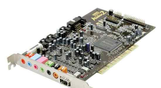 Звуковая карта Sound Blaster Audigy2 PCI asio 2.0