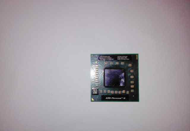 Процессор для ноутбуков. AMD Phenom II X4 P960