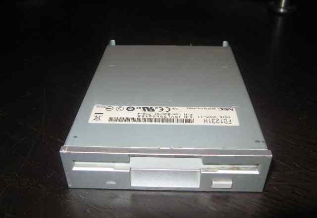 Привод для гибких дисков FDD Teac FD1231H серебр