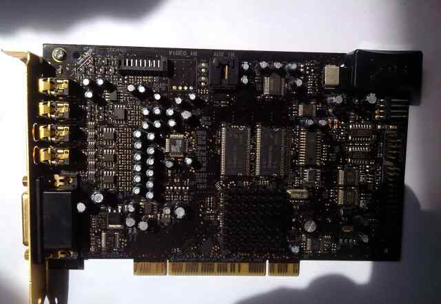 Creative X-Fi XtremeGamer Fatal1ty Pro