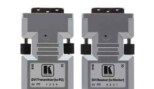 Kramer 610R/T волоконно-оптические передат и прием