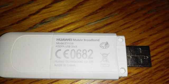 USB модем Е1550 свисток астериск