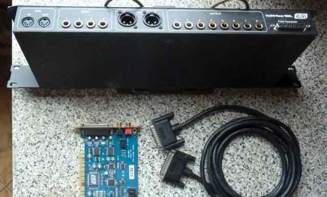 ESI WaMi Rack 192L (PCI)