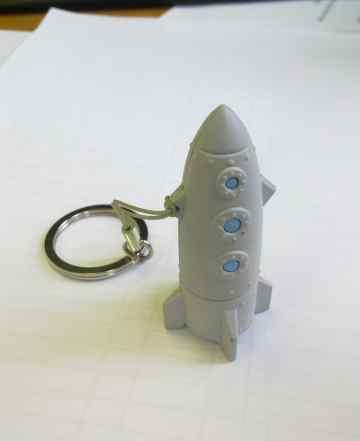 USB флешка 8 GB Ракета