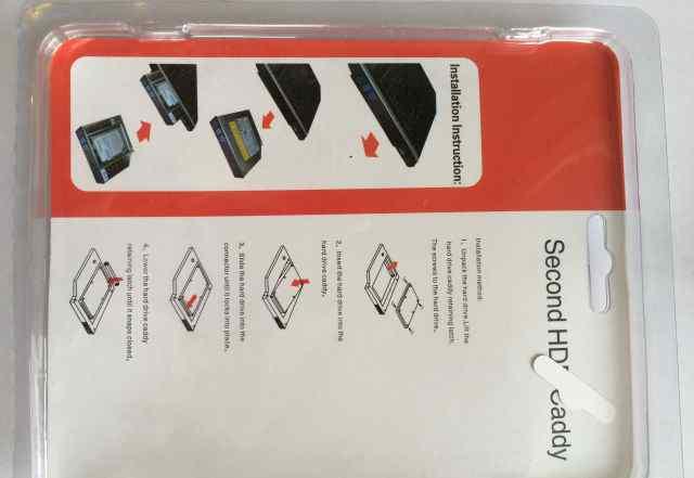 Optibay 9.5mm для sony hp samsung lenovo