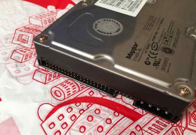 HDD IDE 40GB Maxtor