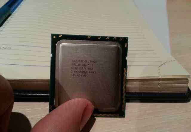 Продаю intel Core i7 930, LGA 1366