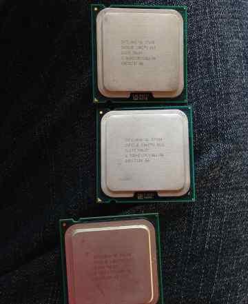 Процессор core 2 duo e4600