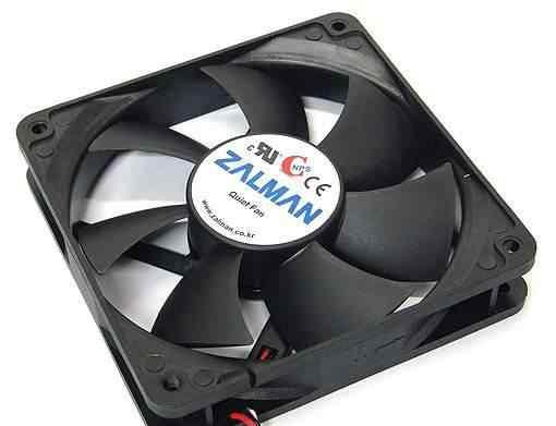 Вентиляторы для корпуса от 40-200мм