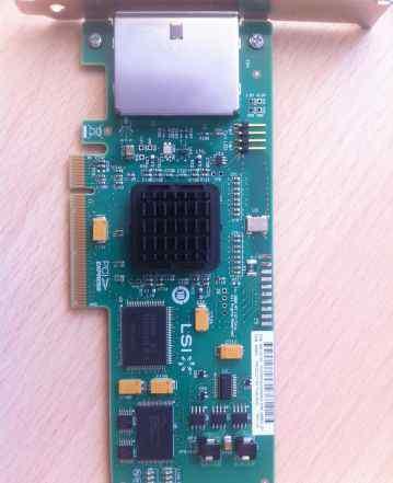 SAS3801E-HP Ext-2xSFF-8088 8xSAS/SATA U300 PCI-E8x