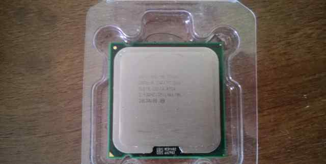 Intel core 2 DUO 2.93 GHZ E7500