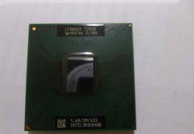Процессор Intel Core t2050