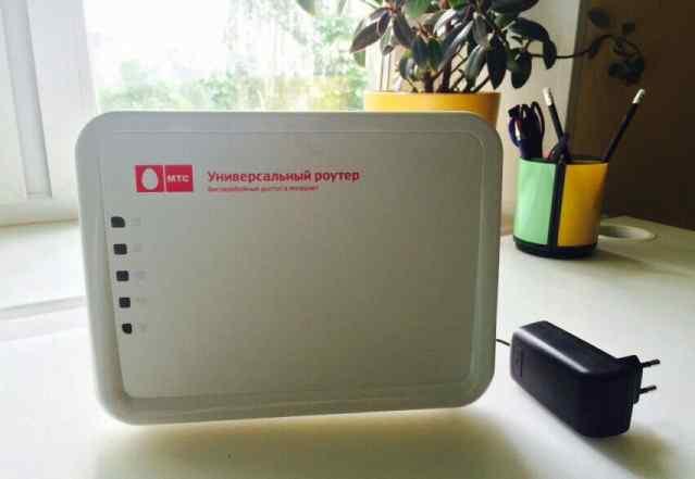 Универсальный WI-FI роутер МТС Fast 2804
