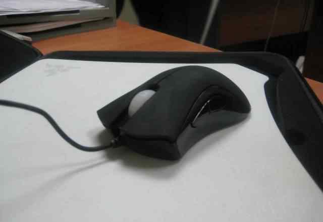 Коврик для мыши Razer destructor