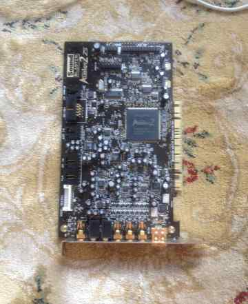 Creative Sound Blaster Audigy 2ZS