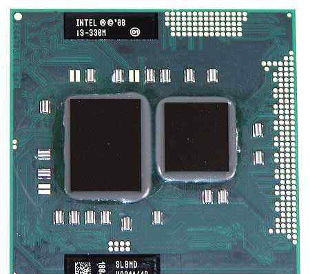 Intel Core i3-330M Processor (3M Cache, 2.13)
