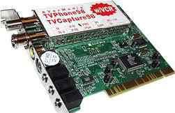 Тв-тюнер TV-Tuner AverMedia TVPhone98 w/VCR PCI