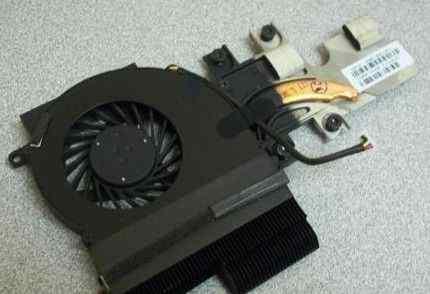 Система охлаждения HP Elitebook 2540p