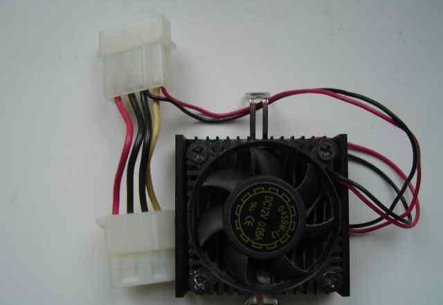 Кулер для процессоров socket 7