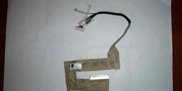 Шлейф кабель видеокарты для нетбука Samsung NC10