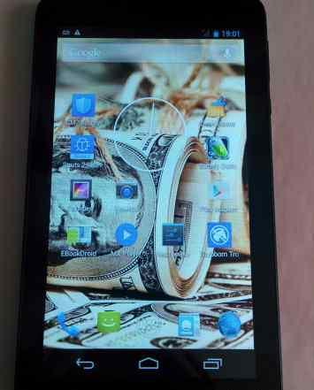 Производительный планшет Etuline ETL-T752G с 3G