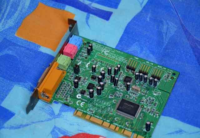 Sound Blaster 128 PCI