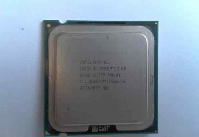 Intel Core 2 Duo 6400 2.13Ghz S775