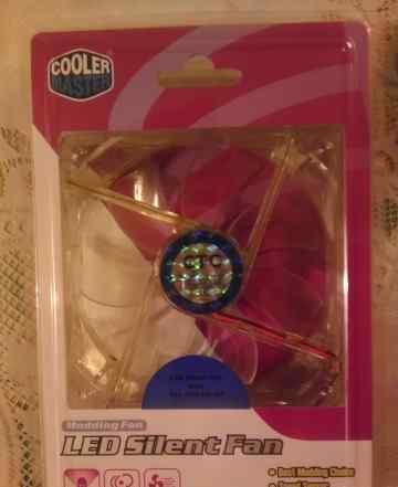 Вентилятор Cooler Master Neon LED 120x120x25