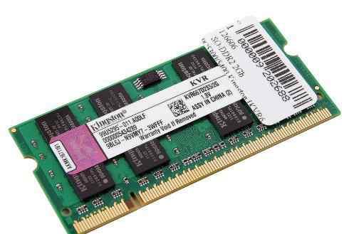Оперативная память Kingston KVR667D2S5/2G