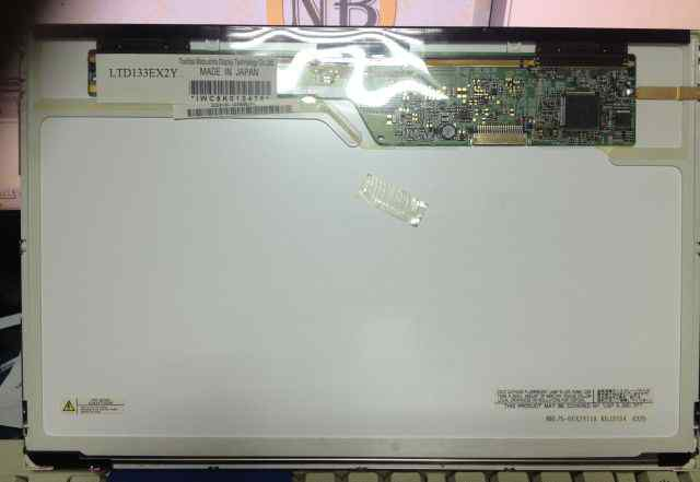 Экран LCD LTD133EX2Y от sony VGN-S5XRP