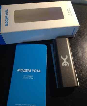 модем yota LTE
