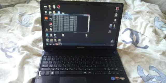ноутбук Samsung NP355E5X-S01RU