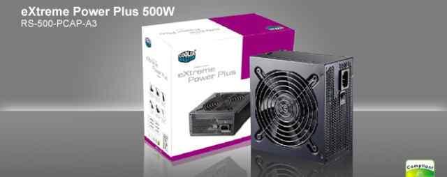 Блок питания Cooler Master eXtreme Power Plus 500W