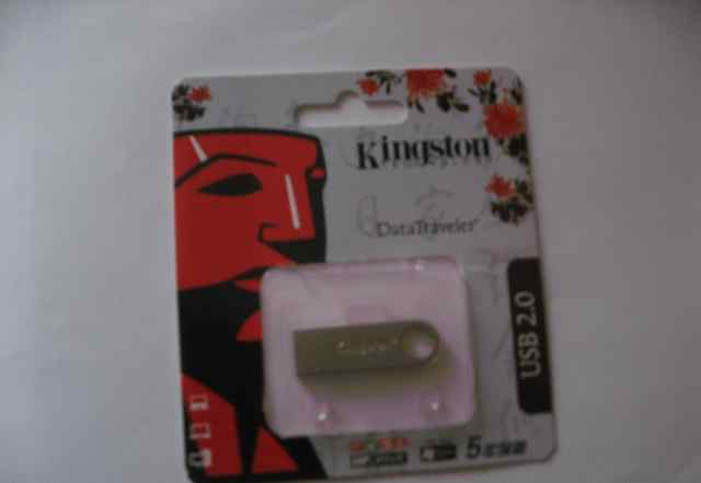 Флеш карта Kingston 32Gb (10 класс)
