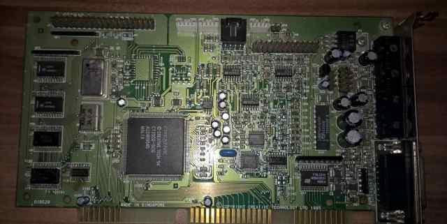 Creative Sound Blaster 16 ISA CT2940