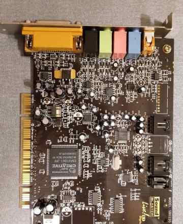 SoundBlaster Live SB0220 и CT4760