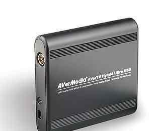Тв Тюнер avertv Hybrid Ultra USB, новый