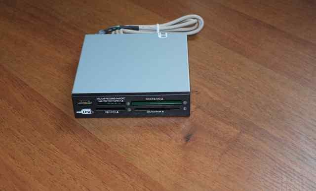 Кардридер USB 2.0 3.5